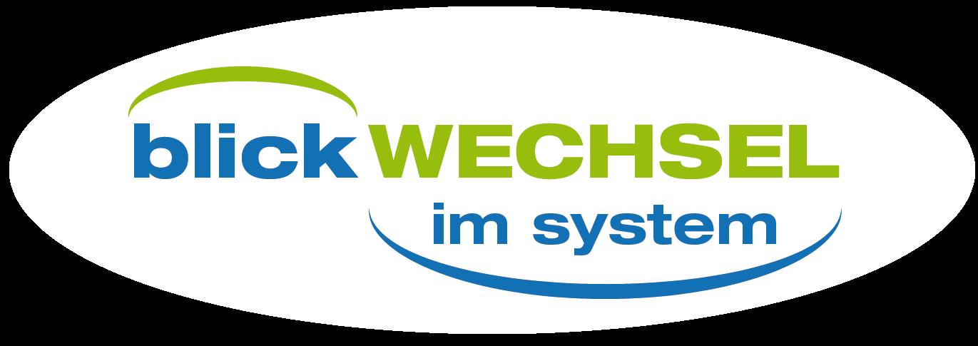 Logo Blickwechsel im System